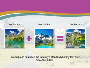 Alps PowerPoint Template - Slide 22