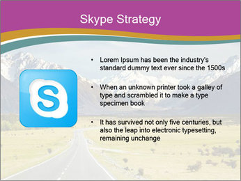 Alps PowerPoint Template - Slide 8