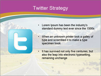 Alps PowerPoint Template - Slide 9