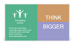 0000091606 Business Card Template