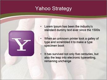 Hands of senior couple PowerPoint Templates - Slide 11