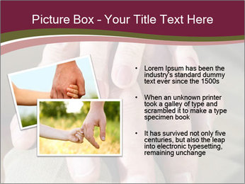 Hands of senior couple PowerPoint Templates - Slide 20