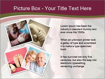 Hands of senior couple PowerPoint Templates - Slide 23