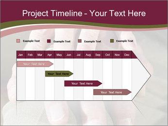 Hands of senior couple PowerPoint Templates - Slide 25