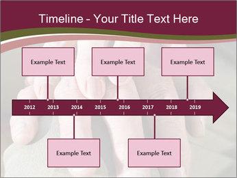 Hands of senior couple PowerPoint Templates - Slide 28