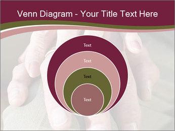 Hands of senior couple PowerPoint Templates - Slide 34