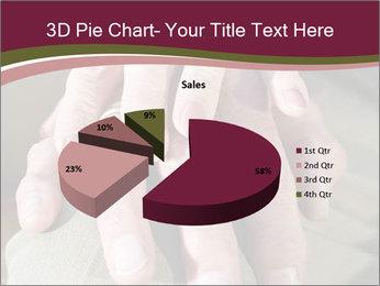 Hands of senior couple PowerPoint Templates - Slide 35