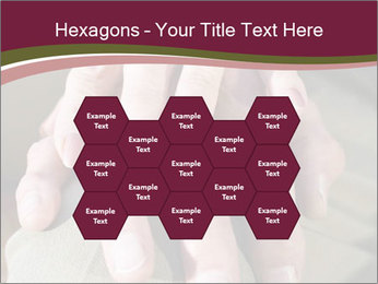 Hands of senior couple PowerPoint Templates - Slide 44