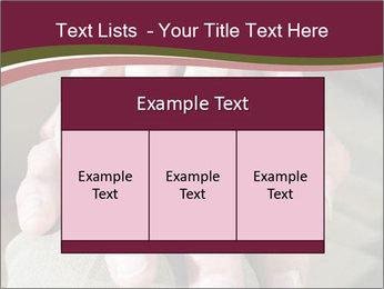 Hands of senior couple PowerPoint Templates - Slide 59