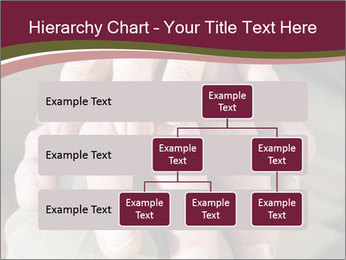 Hands of senior couple PowerPoint Templates - Slide 67