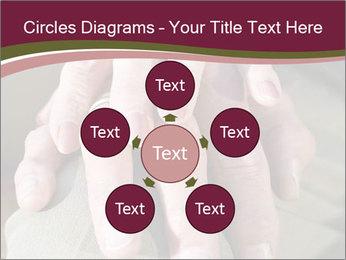 Hands of senior couple PowerPoint Templates - Slide 78