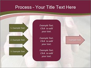 Hands of senior couple PowerPoint Templates - Slide 85