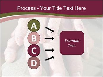 Hands of senior couple PowerPoint Templates - Slide 94