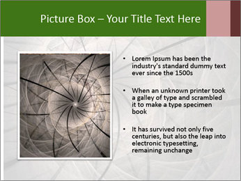 Abstract Graphics PowerPoint Template - Slide 13
