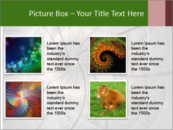 Abstract Graphics PowerPoint Template - Slide 14