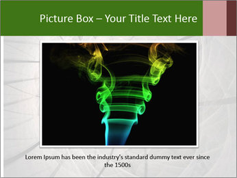 Abstract Graphics PowerPoint Template - Slide 15