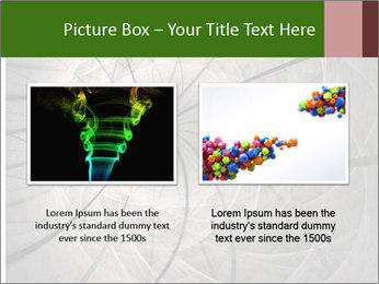 Abstract Graphics PowerPoint Template - Slide 18