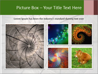 Abstract Graphics PowerPoint Template - Slide 19