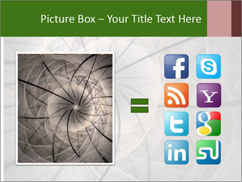 Abstract Graphics PowerPoint Template - Slide 21