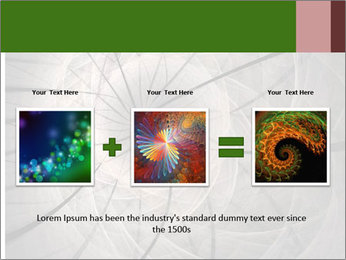 Abstract Graphics PowerPoint Template - Slide 22