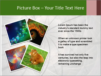 Abstract Graphics PowerPoint Template - Slide 23