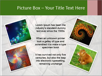 Abstract Graphics PowerPoint Template - Slide 24