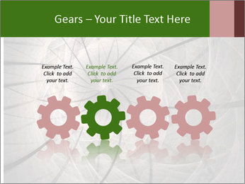 Abstract Graphics PowerPoint Template - Slide 48