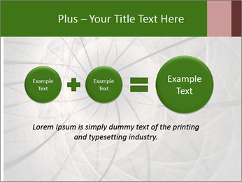 Abstract Graphics PowerPoint Template - Slide 75