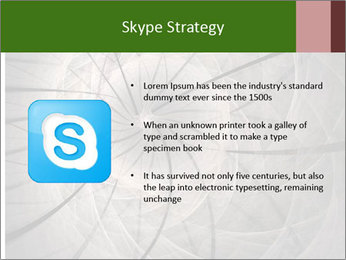 Abstract Graphics PowerPoint Template - Slide 8