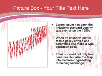 3D render business people PowerPoint Template - Slide 13