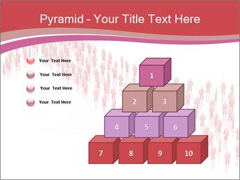 3D render business people PowerPoint Template - Slide 31