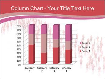 3D render business people PowerPoint Template - Slide 50