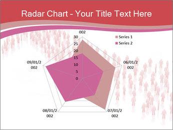3D render business people PowerPoint Template - Slide 51