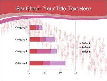 3D render business people PowerPoint Template - Slide 52