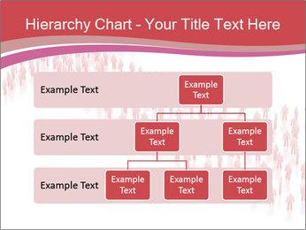 3D render business people PowerPoint Template - Slide 67