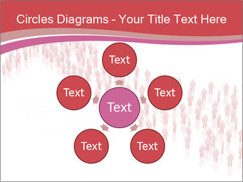 3D render business people PowerPoint Template - Slide 78