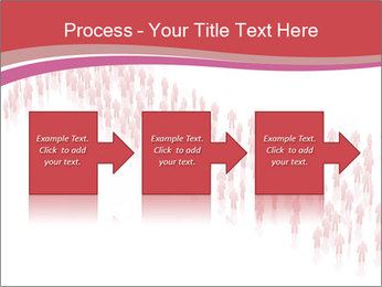 3D render business people PowerPoint Template - Slide 88