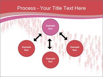 3D render business people PowerPoint Template - Slide 91
