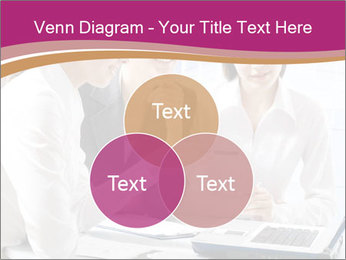 Women discussing PowerPoint Templates - Slide 33