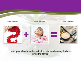 Spa PowerPoint Template - Slide 22