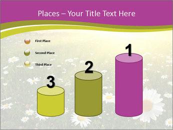 Flower field PowerPoint Template - Slide 65