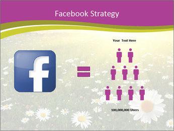 Flower field PowerPoint Template - Slide 7