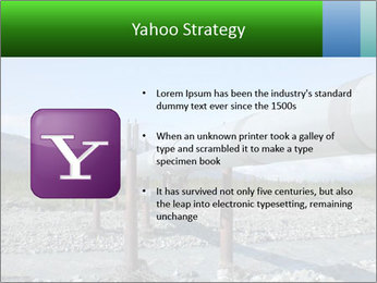 Alaska pipeline PowerPoint Template - Slide 11