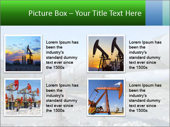 Alaska pipeline PowerPoint Template - Slide 14