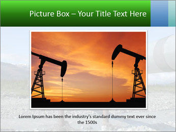 Alaska pipeline PowerPoint Template - Slide 15