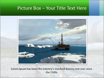 Alaska pipeline PowerPoint Template - Slide 16