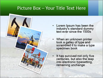 Alaska pipeline PowerPoint Template - Slide 17
