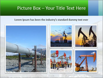 Alaska pipeline PowerPoint Template - Slide 19