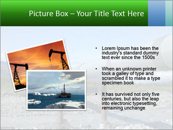 Alaska pipeline PowerPoint Template - Slide 20