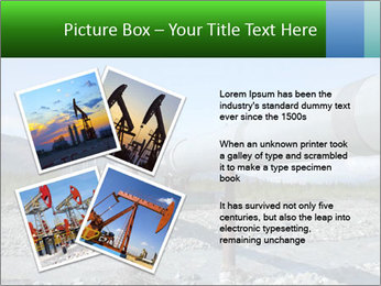 Alaska pipeline PowerPoint Template - Slide 23